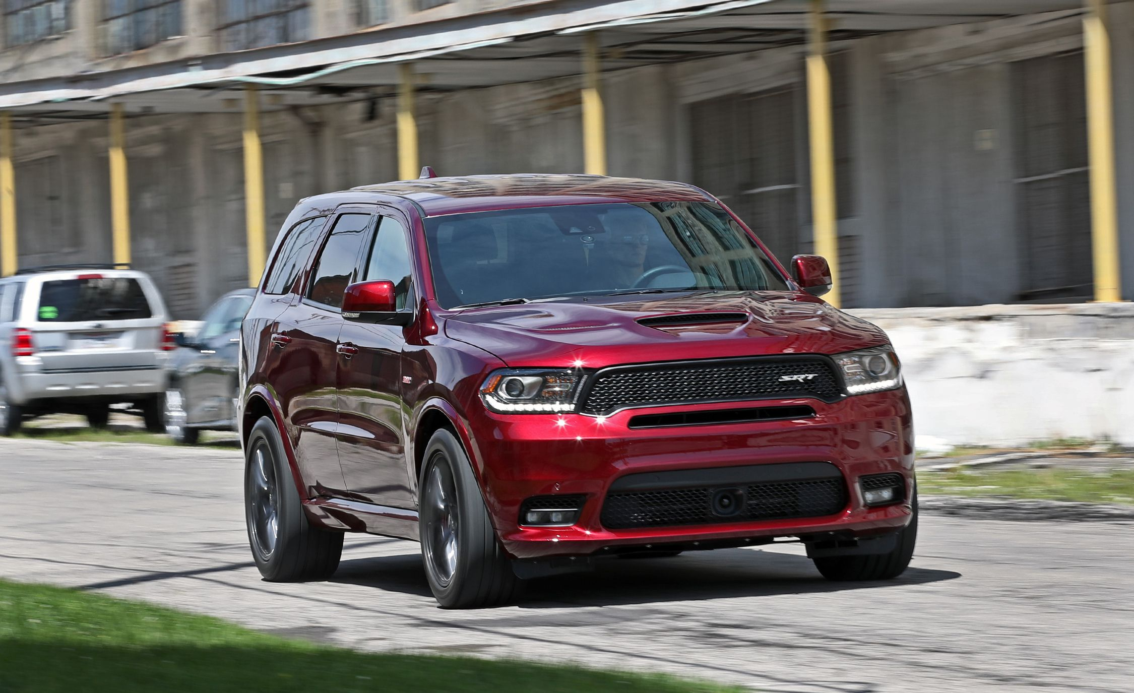 2018 Dodge Durango SRT steals